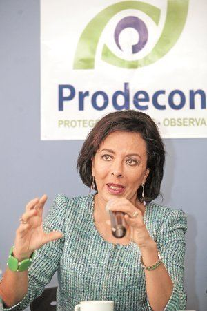 Diana Bernal Proponen al Senado un periodo ms para Diana Bernal en Prodecon