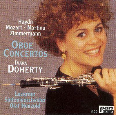 Diana Doherty Oboe Concertos Diana Doherty Diana Doherty Songs
