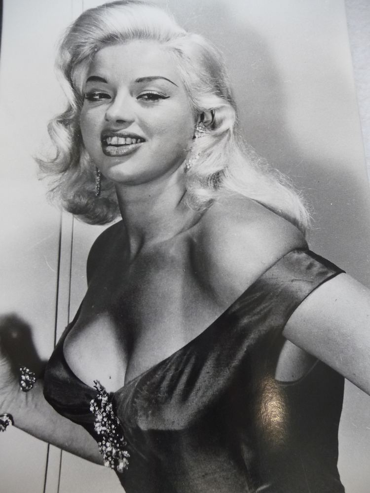 Diana Dors Old Hollywood Diana Dors is she black
