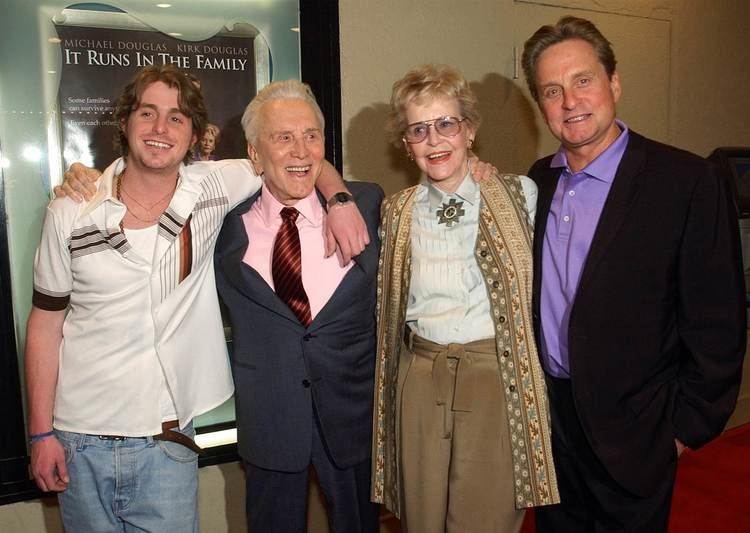 Diana Douglas Diana Douglas First Wife of Kirk Douglas and Mother of