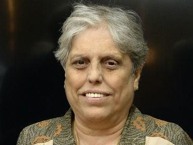 Diana Edulji BCCI a male chauvinist organisation Former Indian womens captain
