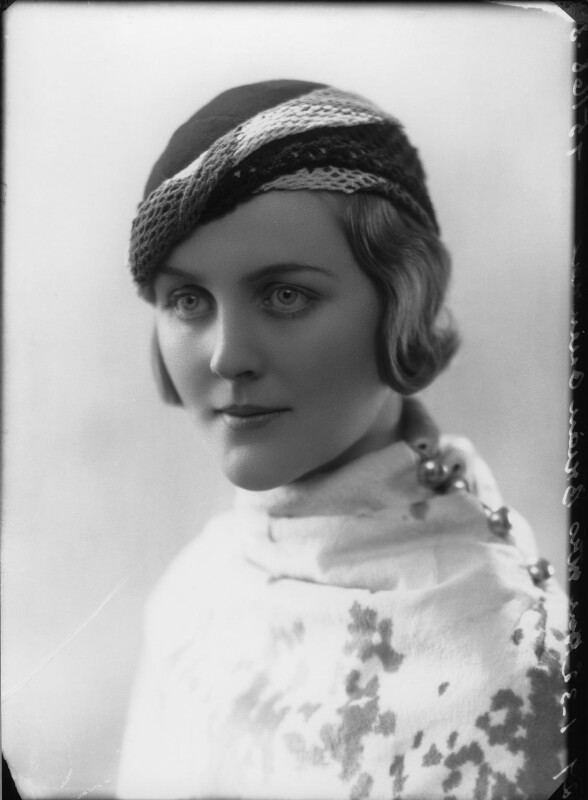 Diana Mitford NPG x26674 Diana Mitford later Lady Mosley Portrait