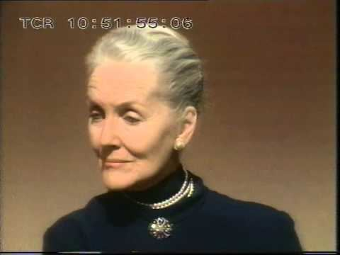 Diana Mitford The Mitford sisters Lady Diana Mosley Interview YouTube