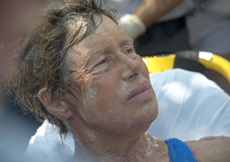 Diana Nyad Diana Nyad swim from Cuba to Florida questioned NY Daily