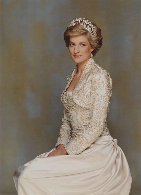 Diana, Princess of Wales NPG P71612 Diana Princess of Wales Portrait