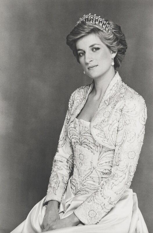 Diana, Princess of Wales NPG P71611 Diana Princess of Wales Portrait