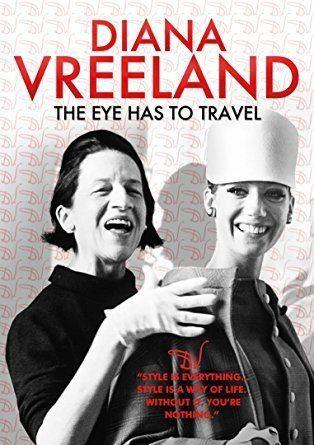 Diana Vreeland: The Eye Has to Travel Amazoncom Diana Vreeland The Eye Has to Travel Diana Vreeland n