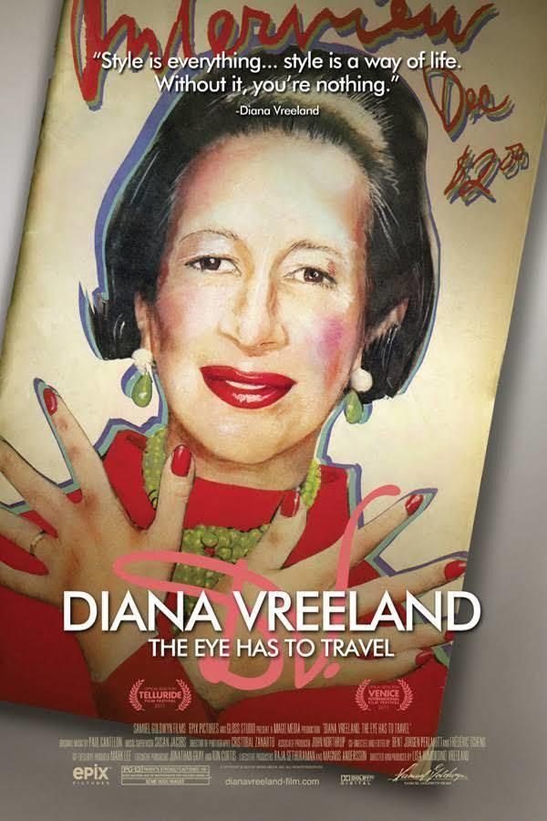 Diana Vreeland: The Eye Has to Travel t2gstaticcomimagesqtbnANd9GcRifLJqUUKRMVg02q