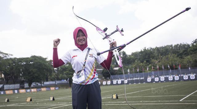 Diananda Choirunisa SEA Games 2017 Panahan Sumbang Emas Ketiga untuk Indonesia SEA