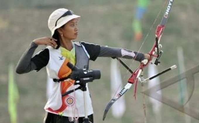 Diananda Choirunisa Diananda Choirunisa Rebut Tiket ke Olimpiade Remaja 2014