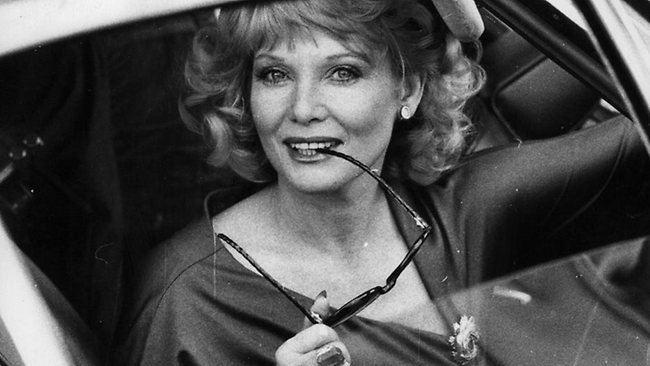 Diane Cilento Australian actress Diane Cilento dies aged 78