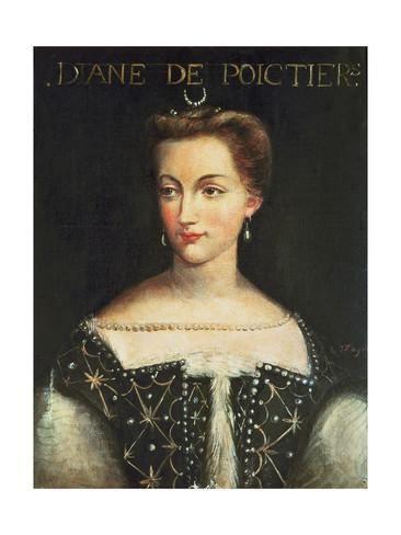 Diane de Poitiers Diane De Poitiers Mistress of Henri II King of France