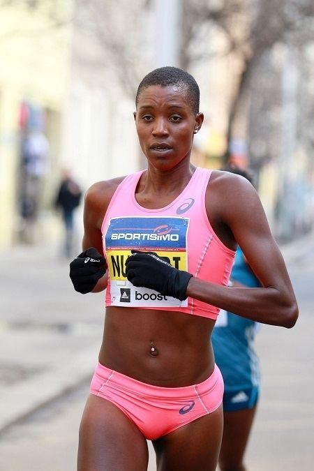 Diane Nukuri RunnersWeb Athletics Diane Nukuri of Burundi credits Iten
