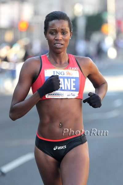 Diane Nukuri Brief Chat Diane Nukuri Johnson Runner39s World