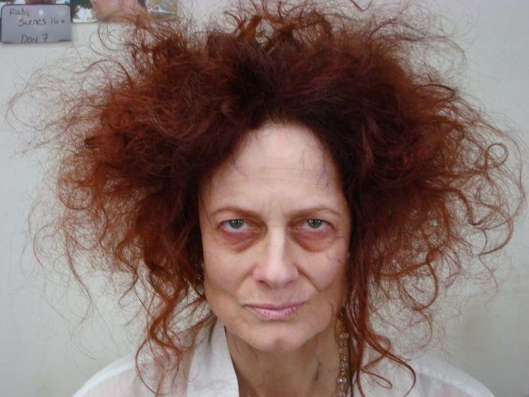 Diane Salinger rest stop