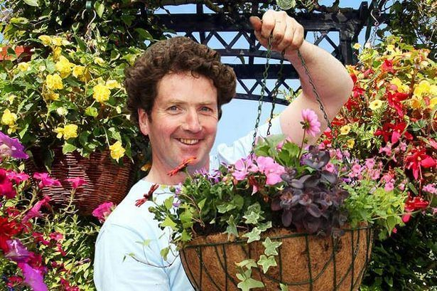 Diarmuid Gavin Britain39s best gardens as judged by Diarmuid Gavin