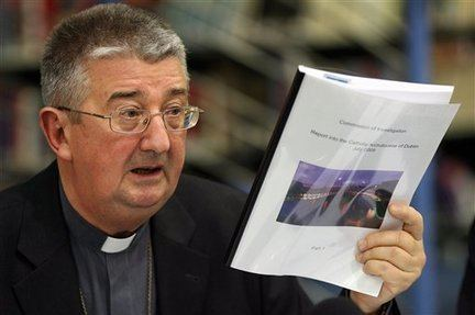 Diarmuid Martin Archbishop Diarmuid Martin John Cooney Kathy O39Beirne