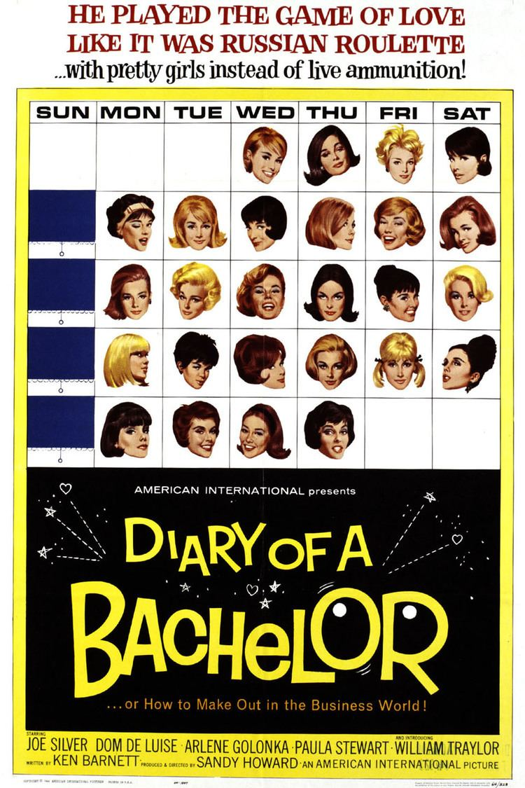 Diary of a Bachelor wwwgstaticcomtvthumbmovieposters41978p41978
