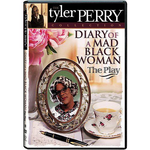 Diary of a Mad Black Woman (film) movie scenes Diary of a Mad Black Woman The Play