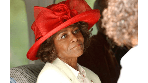 Diary of a Mad Black Woman (film) movie scenes diary cicely tyson
