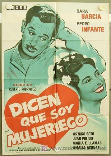 Dicen que soy mujeriego benjita Grandes Clsicos del Cine Mexicano Dicen que soy mujeriego