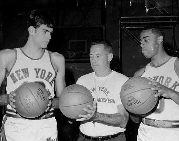 Dick McGuire Lupica Dick McGuire was Knick to the end NY Daily News
