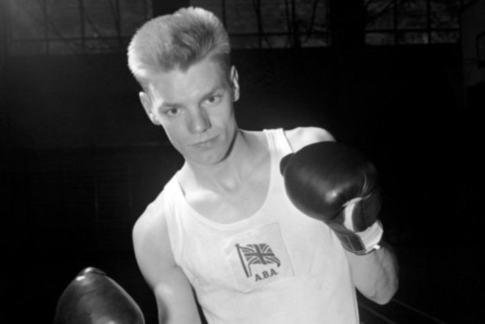 Dick McTaggart Interview Dick McTaggart retired boxer The Scotsman