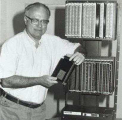 Dick Morley In Appreciation for Dick Morley SCADAware
