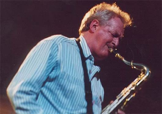 Dick Parry Dick Parry Saxophone Player with Pink Floyd