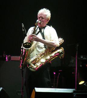 Dick Parry Dick Parry JazzBariSaxcom