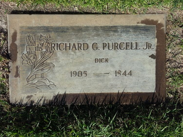 Dick Purcell Richard Dick Purcell 1905 1944 Find A Grave Memorial