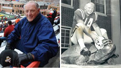 Dick Shiner Catching Up With Former Terp Quarterback Dick Shiner