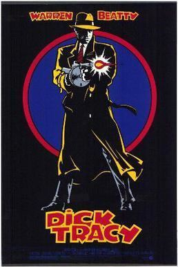 Dick Tracy (1990 film) movie poster