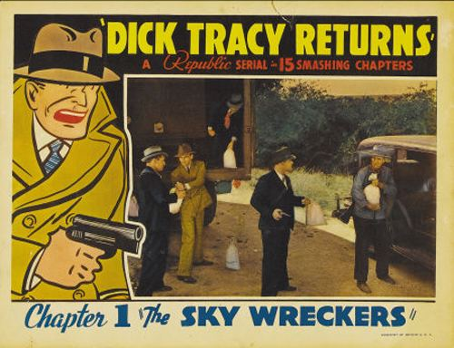 Dick Tracy Returns Dick Tracy Returns Ep 1 Dispatches