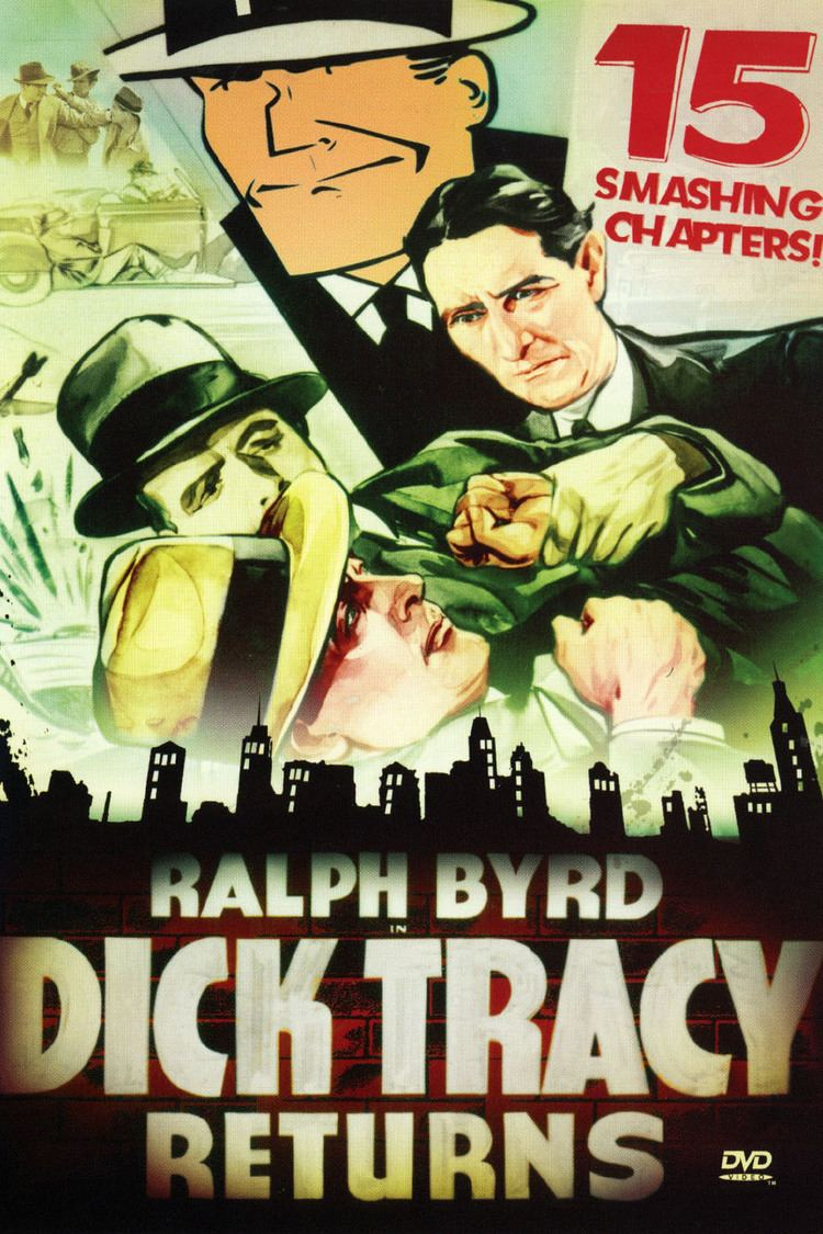 Dick Tracy Returns wwwgstaticcomtvthumbdvdboxart1568p1568dv8