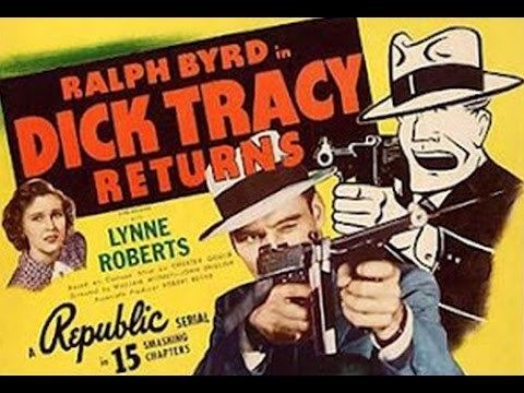 Dick Tracy Returns 1938 Dick Tracy Returns Movie Edit YouTube
