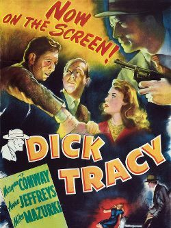 Dick Tracy (serial) Dick Tracy Serial 1937 Alan James Ray Taylor Synopsis