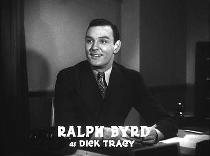 Dick Tracy (serial) Murania Press 75th Anniversary Edition DVD Republics DICK TRACY