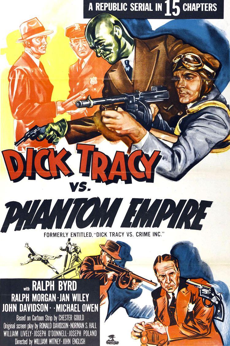 Dick Tracy vs. Crime, Inc. wwwgstaticcomtvthumbmovieposters37963p37963