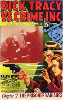 Dick Tracy vs. Crime, Inc. Dick Tracy vs Crime Inc DVD Talk Review of the DVD Video