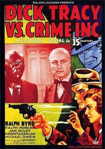 Dick Tracy vs. Crime, Inc. Saturday Breakfast Serial 015 Dick Tracy vs Crime Inc 1941