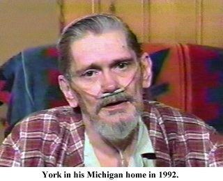 Dick York ARCHIVE February 20 1993 Actor Dick York known for his dramatic