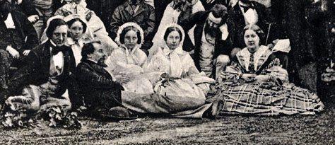 Dickens family