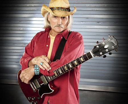 Dickey Betts Gibson Dickey Betts SG Aged and Signed Review DV Magazine