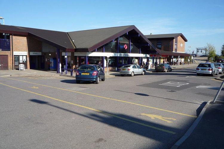 Didcot Parkway railway station