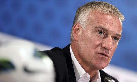 Didier Deschamps Didier Deschamps lays down law as France youth underpin