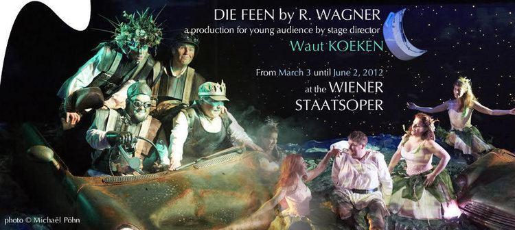 Die Feen Arin Artists Waut koeken Stage director Die Feen Wagner