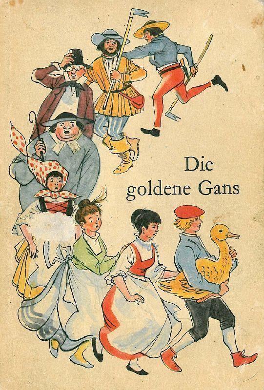 Die goldene Gans die goldene gans von brueder grimm ZVAB