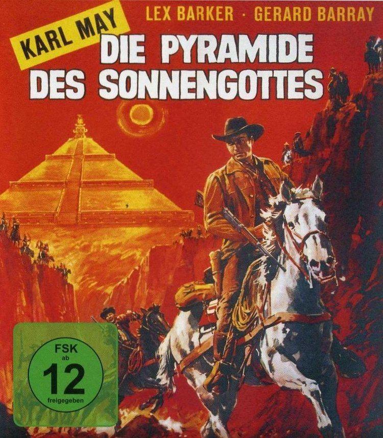 Die Pyramide des Sonnengottes Die Pyramide des Sonnengottes DVD oder Bluray leihen VIDEOBUSTERde