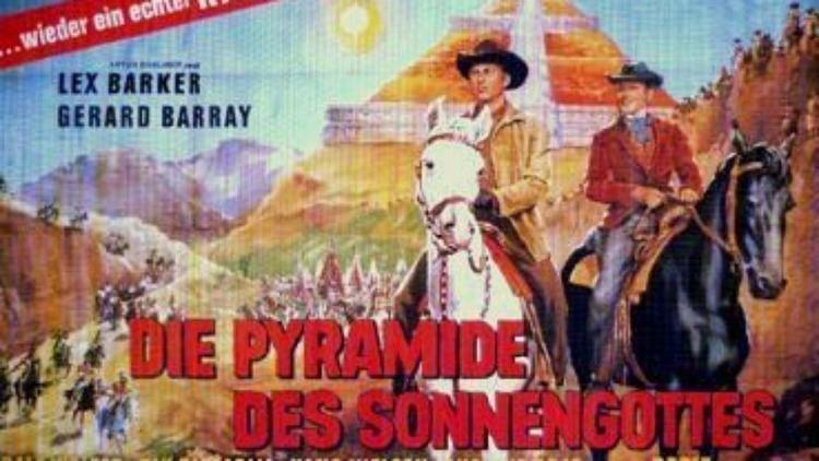 Die Pyramide des Sonnengottes KARL MAY DIE PYRAMIDE DES SONNENGOTTES 1965 HD720p Video